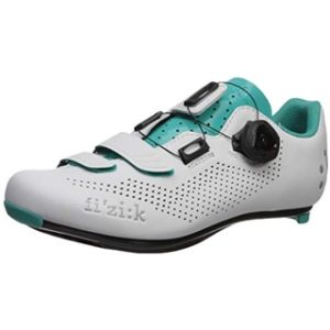 fizik-womens-r4-donna-boa-road-cycling-shoes-white-emerald-green-size-39-white-emerald-green